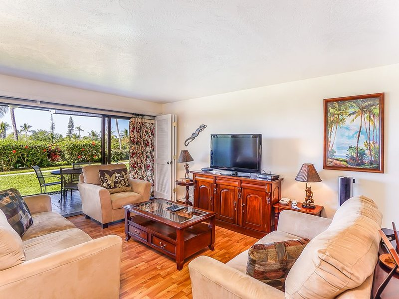 Keauhou Punahele - Beautiful and Cozy 2 Bed 2 Bath, Unit D106, alquiler de vacaciones en Keauhou