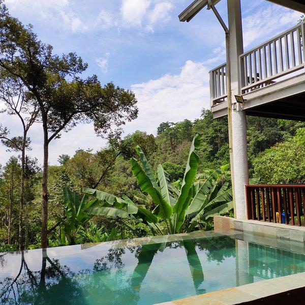 Berembun Rainforest Lodge, holiday rental in Kuala Klawang