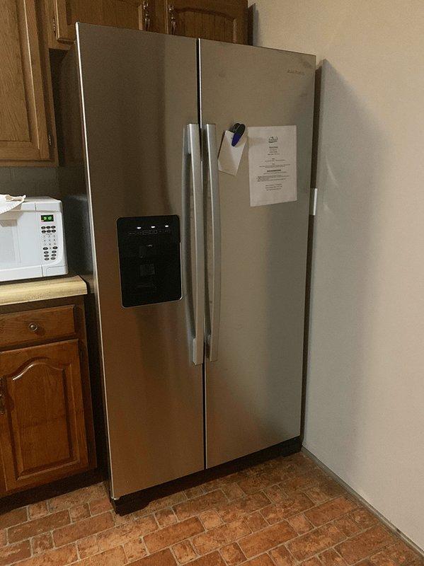 New fridge 2019