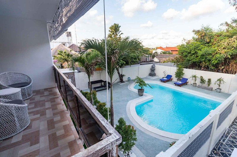 Sophisticated Brand New Modern Apartment. Private Kitchen., holiday rental in Dalung