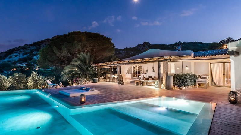 Luxury villa Raffaella, vacation rental in Porto Rafael