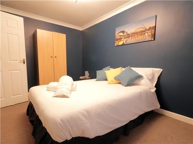 Serviettes et linge de lit pour tous les invités.