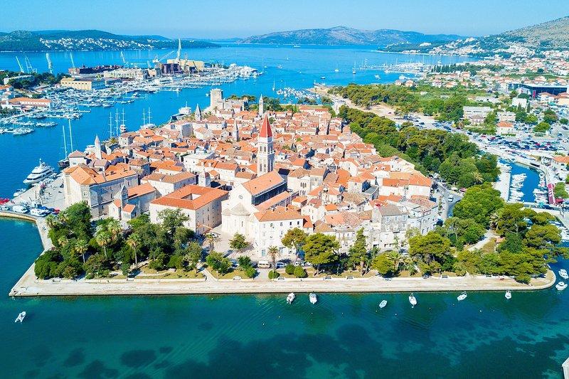 Ciudad histórica de Trogir - patrimonio de la UNESCO