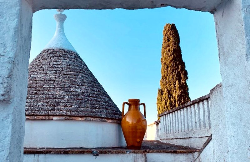 Trulli Laurus 600, location de vacances à Laureto