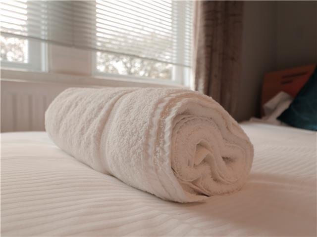 Asciugamani inclusi nel prezzo per tutti