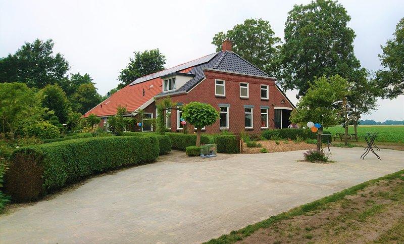 BuitenWedde Salamander, vacation rental in Bourtange