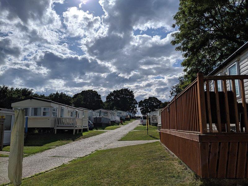 Sunnycott caravan park, alquiler vacacional en Cowes