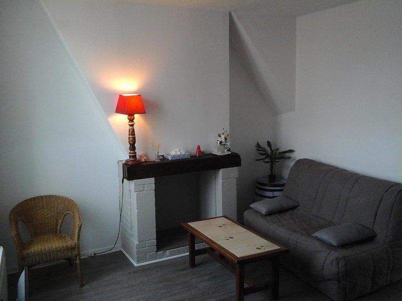 Amazing apartment in Honfleur, Ferienwohnung in Gonneville-sur-Honfleur