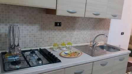 Nice apartment with garden, vacation rental in Siculiana Marina