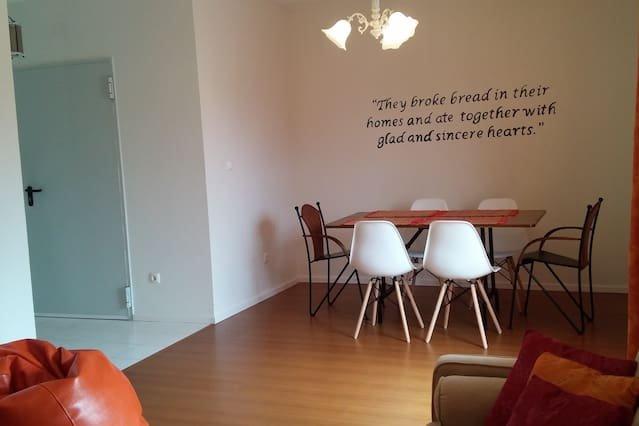 Amazing apartment with sea view, Ferienwohnung in Rabo de Peixe