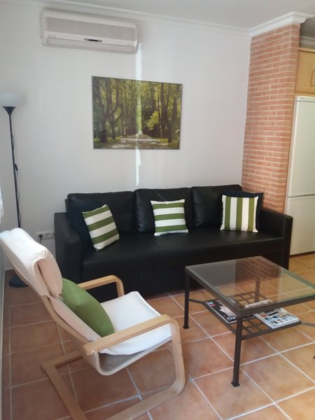 Beautiful apt in Toledo & Wifi, alquiler de vacaciones en Camarena