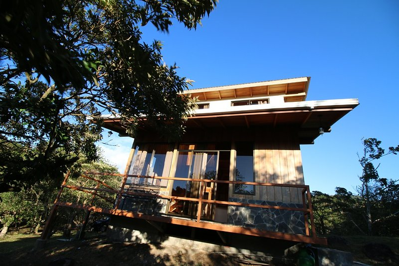 Las Marias Cabin #1, holiday rental in Santa Elena