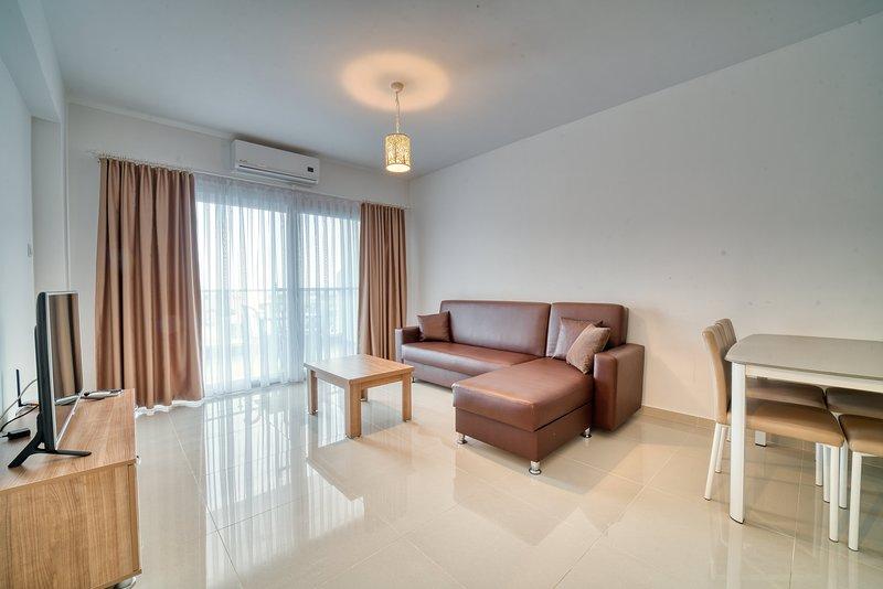 Standard Two Bedroom Apartment at Caesar Resort & SPA, holiday rental in Trikomo