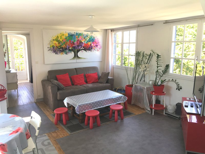 Beautiful apartment near the beach, holiday rental in Port-Louis