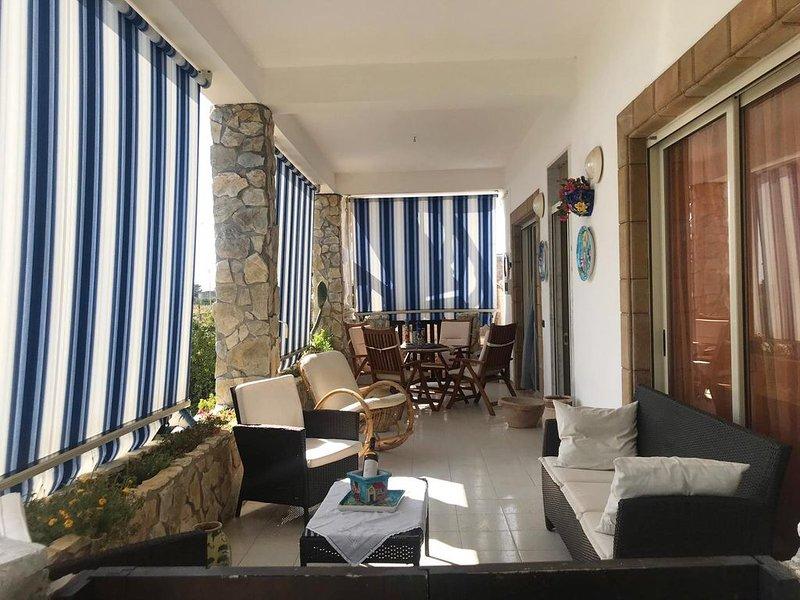 Amazing house with sea view & Wifi, casa vacanza a Caltabellotta