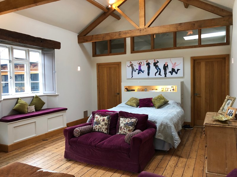 Coach House Woodford, holiday rental in Wellingborough