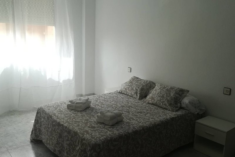 Nice apt with mountain view, vacation rental in Abaran