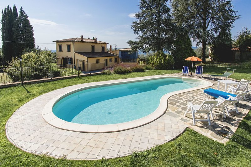 Casa Dell'artista, holiday rental in Carpineta