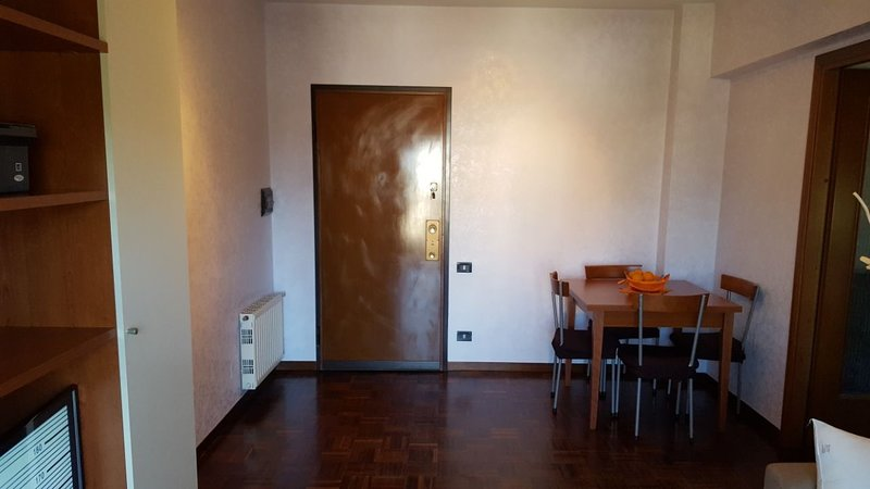 Nice apt with terrace & balcony, holiday rental in Ciampino