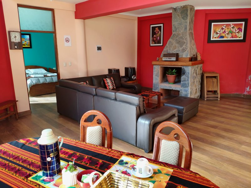 Beautiful House in the Heart of Sacred Valley. TO CUSCO, alquiler de vacaciones en Urubamba
