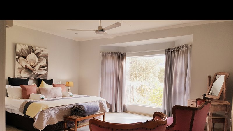 Habitat Mountain View Cottage, vacation rental in Free State
