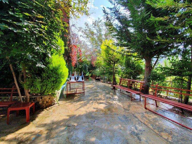 Sequoia Guesthouse, alquiler de vacaciones en Líbano