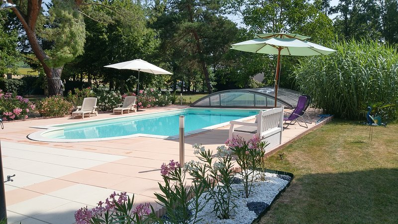 Les Mazelles. Gite L'Olivier, vacation rental in Gaillac