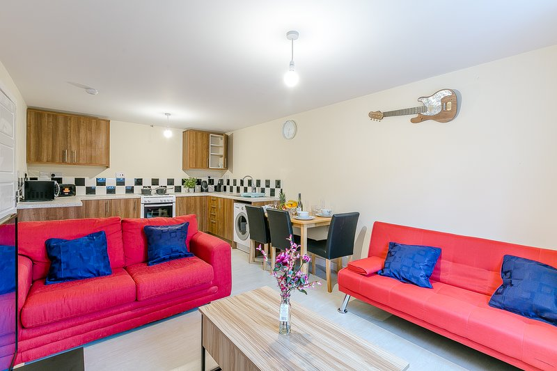 KYNSPARK LUXURY APARTMENT flat 2, casa vacanza a Kings Norton