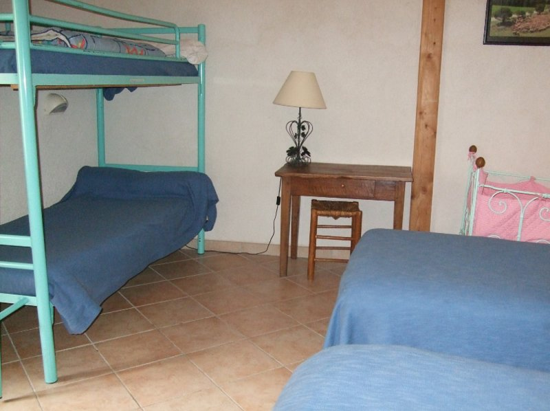 Amazing apt with mountain view, holiday rental in Pelissanne