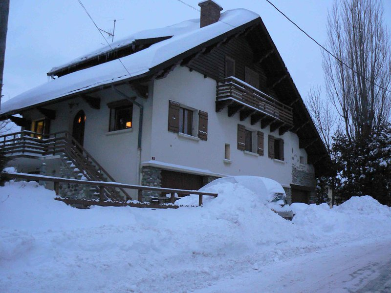 Amazing chalet with mountain view, holiday rental in Saint-Bonnet en Champsaur