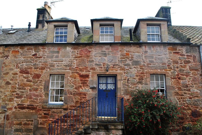The Old Studio- character cottage in Crail, East Neuk, alquiler vacacional en Crail