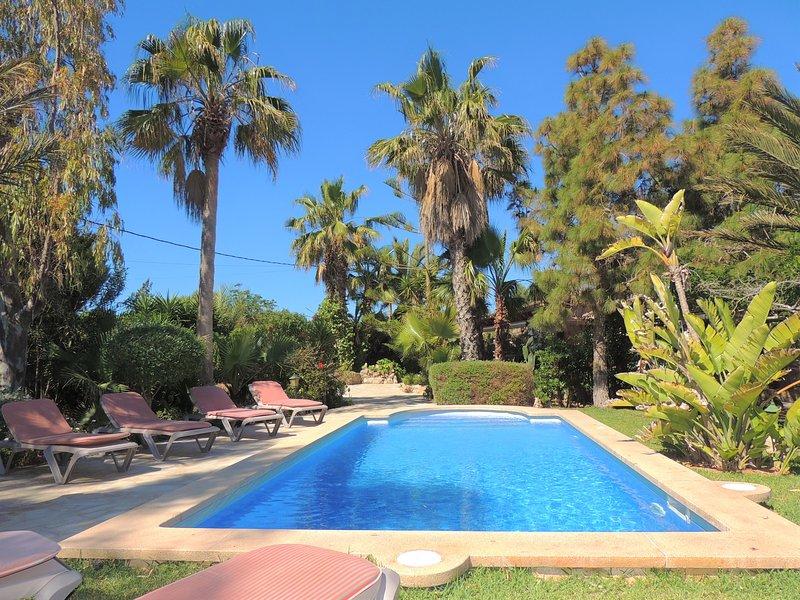 Casa Jazmin, holiday rental in Santanyi