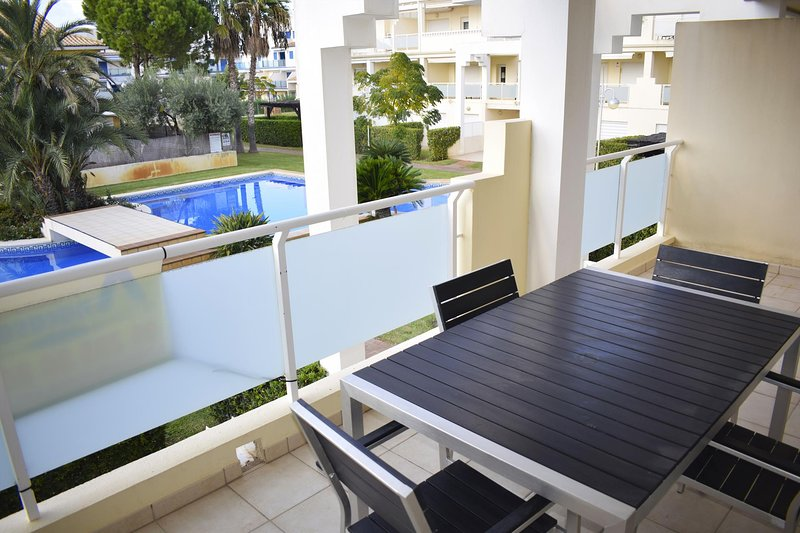 DUP3027 Vora Golf 3 Playa Rabdells, holiday rental in Oliva