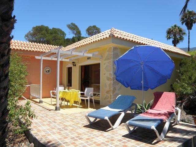 Bungalows El Paradiso, location de vacances à Todoque