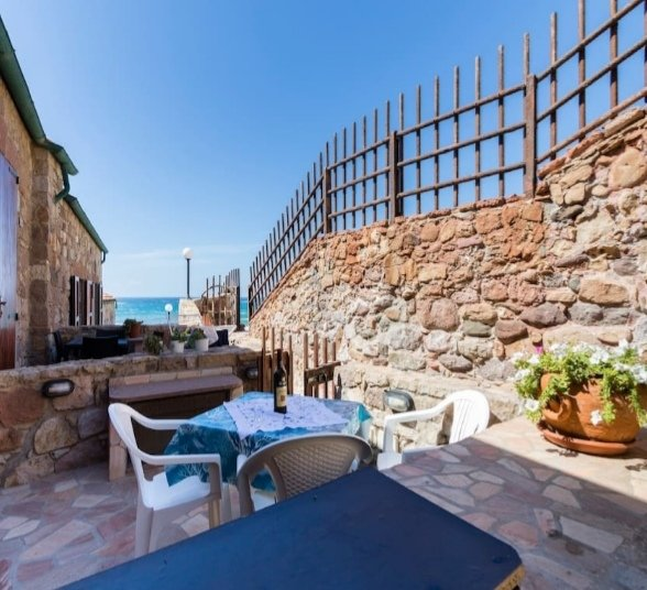 Beautiful apt with sea view, vacation rental in Gonnesa