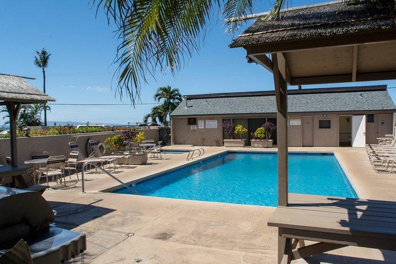 Kihei Holiday pool