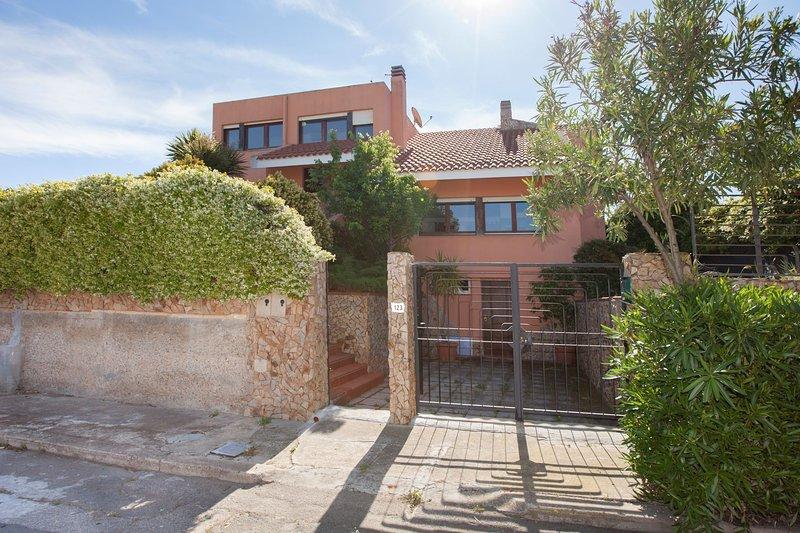 Villa Sara, location de vacances à Quartu Sant'Elena