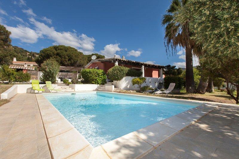 Villa Venere, holiday rental in Maracalagonis