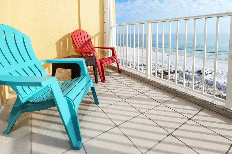 Gulf Dunes Resort, Unit 607, holiday rental in Fort Walton Beach