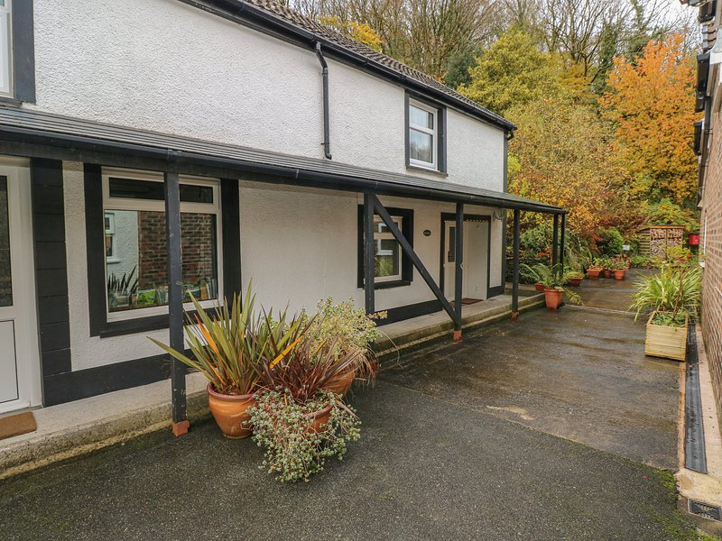 RED KITE, pet-friendly cottage with WiFi, country setting, games room, vacation rental in Llangynin