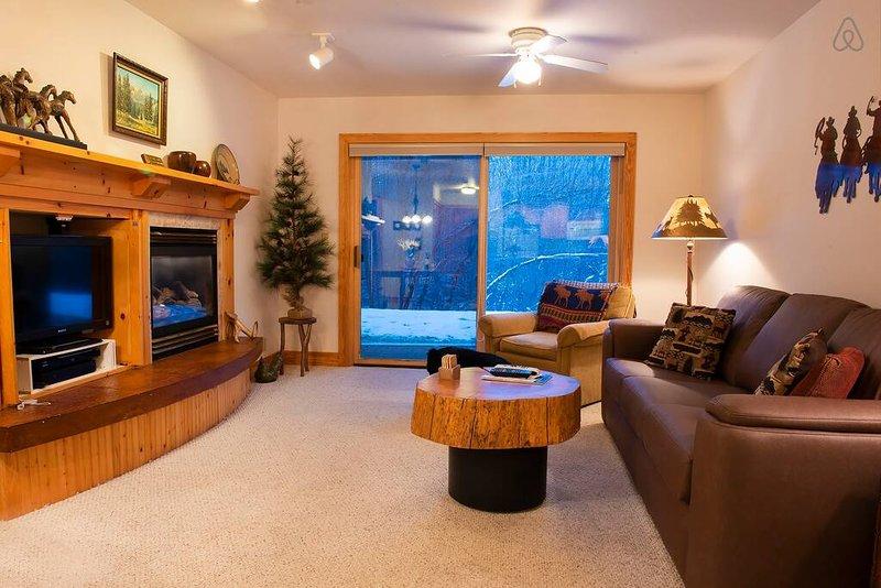 Targhee Rentals 414 Teton Creek Resort Driggs ID, alquiler vacacional en Alta