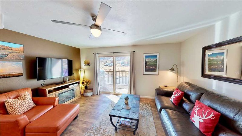 Red Cliff Condos ~ 3E, holiday rental in Moab