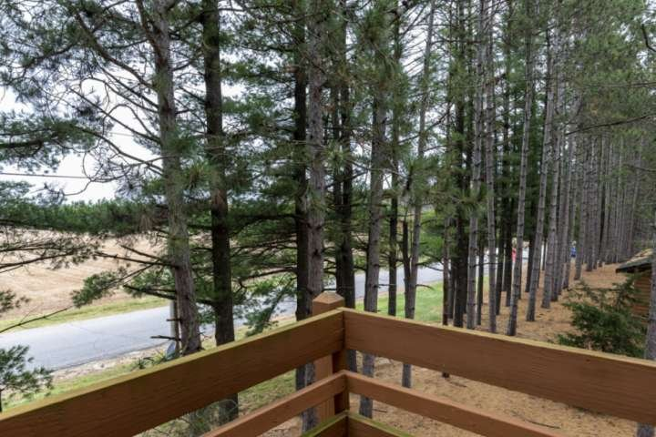 Delight in the Pines & Indoor/Outdoor Pool! Peace and tranquility-Christmas Moun, location de vacances à Wisconsin Dells