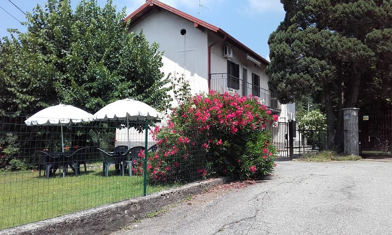 Bed and Breakfast dei Laghi - Garden for guests use