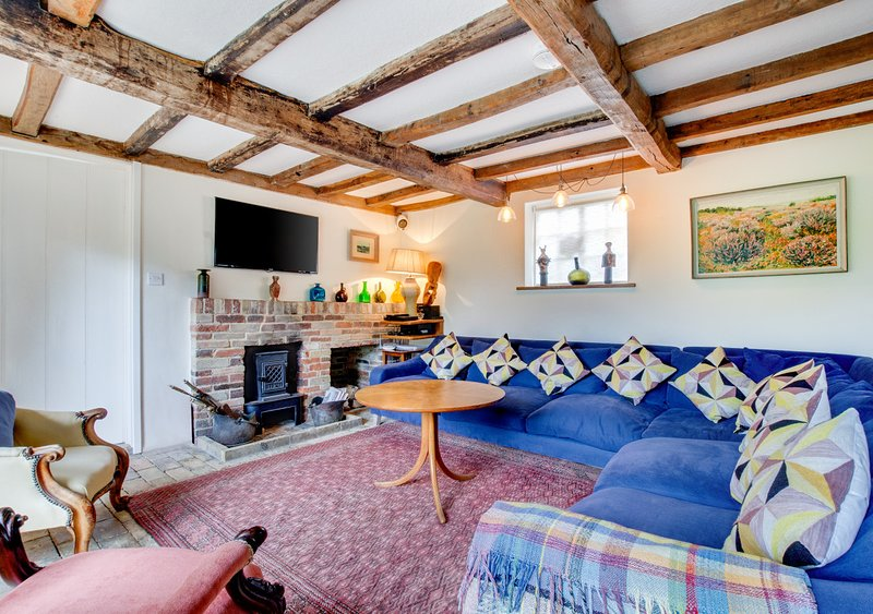 The Thatched Cottage, holiday rental in Walberswick