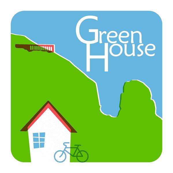 GREEN HOUSE, vakantiewoning in Porto Badino