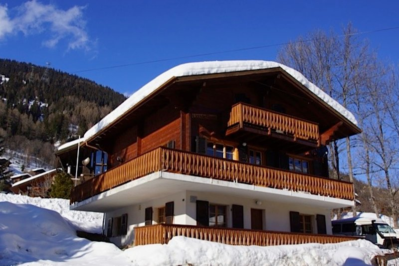 Chalet Castellani Duplex, holiday rental in Munster