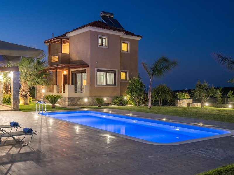 Villa David, location de vacances à Tylissos