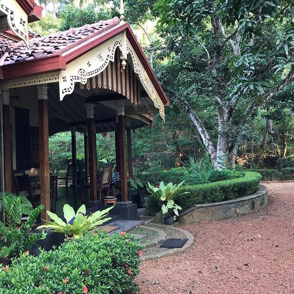 Sri Mathie, An Historic Estate, holiday rental in Habaraduwa