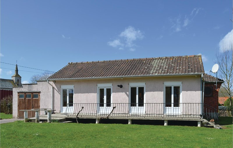 Amazing home in Quoeux Heut Mainil with WiFi and 1 Bedrooms (FNP142), holiday rental in Beauvoir Wavans